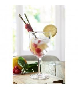 RM Happy Summer Wine Glass