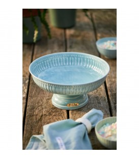 RM - Via Ustrieri Cake Stand blue
