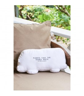 Riviera Maison - The Bulli Box Pillow blue