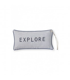 RM - State Travel Explore Pillow Cover 60x30