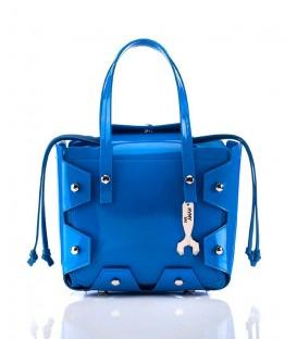 HYMY Bag Boaz Line - Nr. 12 Cobalt Blu