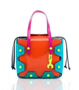 HYMY Bag Crazy Line - Nr. 2 VERNICE FUXIA