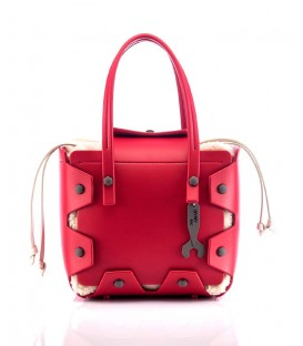 HYMY Bag MERINOS Line - Nr. 3 Red Rossa
