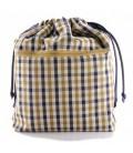HYMY Bag POCHETTE Cotton - Cotton Cambridge