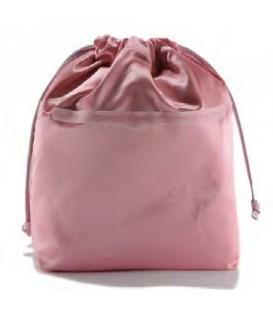 HYMY Bag POCHETTE Satin - Satin Rosa
