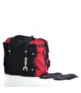 HYMY Bag NEOPRENE - Nr.6 Black Ruby Nero Rubino