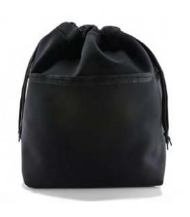 HYMY Bag POCHETTE Neoprene - Neoprene Black Nero