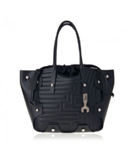 HYMY Bag Shopper STITCH Line - Nr. 1 Black