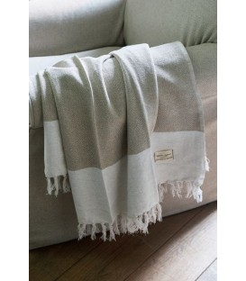 Riviera Maison - Cap de barbaria throw 170x130
