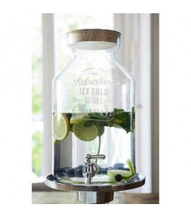 Riviera Maison - Refreshing Ice Cold Drinks Decanter
