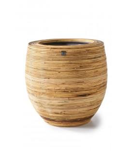 Riviera Maison - Rustic Rattan Bamboo Pot