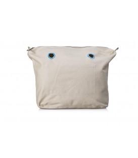 O bag Mini Canvas - Natural