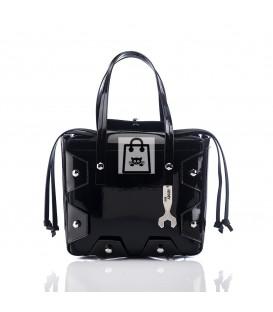 HYMY Bag BOAZ - Black Lac