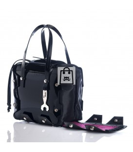 HYMY Bag BOAZ Line - Nr. 1 Black Nero