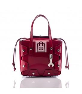 HYMY Bag BOAZ Line - Nr. 3 Red Rosso