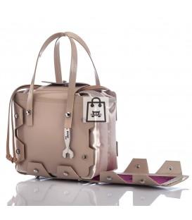 HYMY Bag BOAZ - Camel Brown