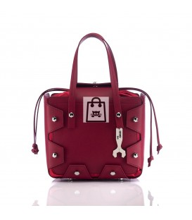 HYMY Bag CLEO LINE - Nr. 3 Rosso Red
