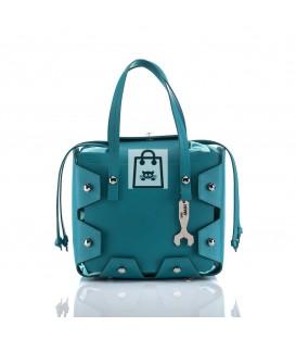 HYMY Bag CLEO Line - Nr. 4 turquoise