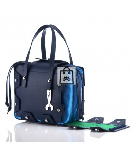 HYMY Bag CLEO - Navy Blue