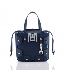 HYMY Bag CLEO Line - Nr. 13 Navy Blue