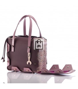 HYMY Bag Tiffany - Rosa Antico