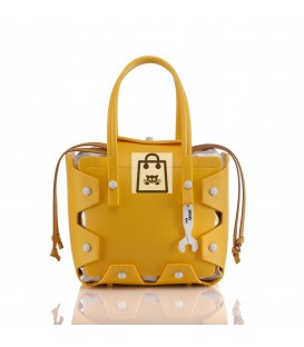 HYMY Bag BUBBLES - Yellow