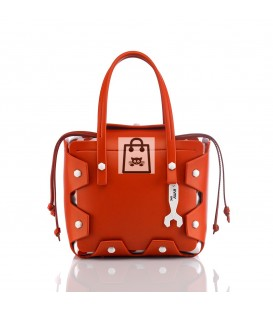 HYMY Bag BUBBLES - Nr. 7 Orange ARANCIO