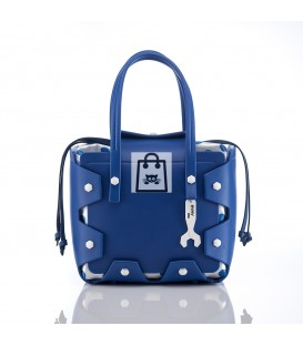 HYMY Bag BUBBLES Line - Nr. 12 Cobalt Blue