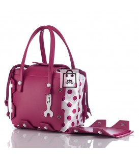 HYMY Bag BUBBLES Line - Nr. 19 Fuxia Pink
