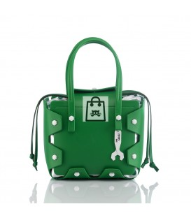 HYMY Bag BUBBLES - Green