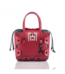 HYMY Bag Tweed - Red