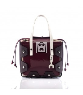 HYMY Bag LONDON Diana - Ruby
