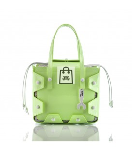 HYMY Bag PHI PHI - FLOU YELLOW/BIANCO