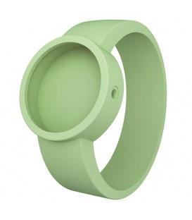 O clock strap - White Green
