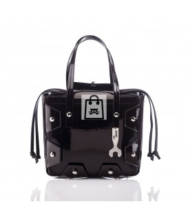 HYMY Bag BOAZ Line - Nr. 25 Marrone