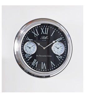 Riviera Maison - My Favourite Cities Wall Clock