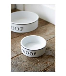 Riviera Maison - Woof Doggie Bowl - M