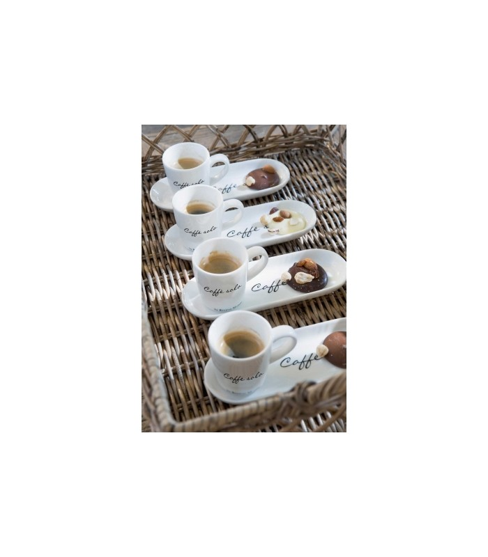 Geliefde Riviera Maison - Caffe Solo - Set for 2 - Felicity and Friends YI32