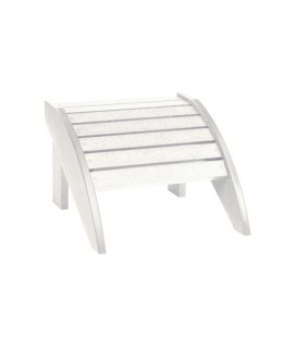 C.R. Plastic Products - Footstool - F01 - White