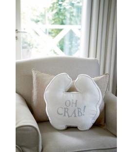 """Rivièra Maison Sylt """"Oh Crab"""" Boxpillow"""